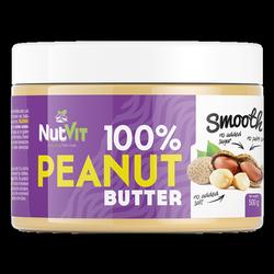 NutVit 100% Peanut Butter 500 g