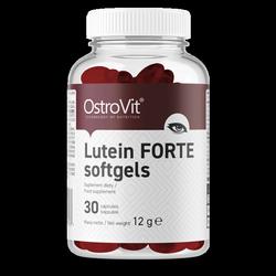 OstroVit Lutein FORTE 30 softgels