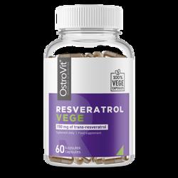 OstroVit Resveratrol VEGE 60 vcaps